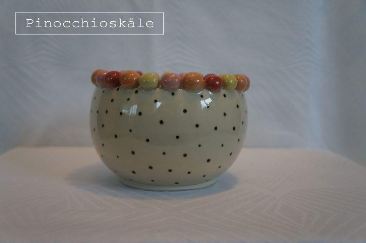 Keramiknissen pinocchioskåle