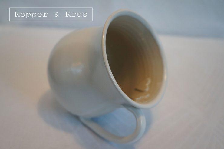 Kopper & Krus fra keramiknissen
