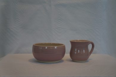 Børnesæt kop og skål