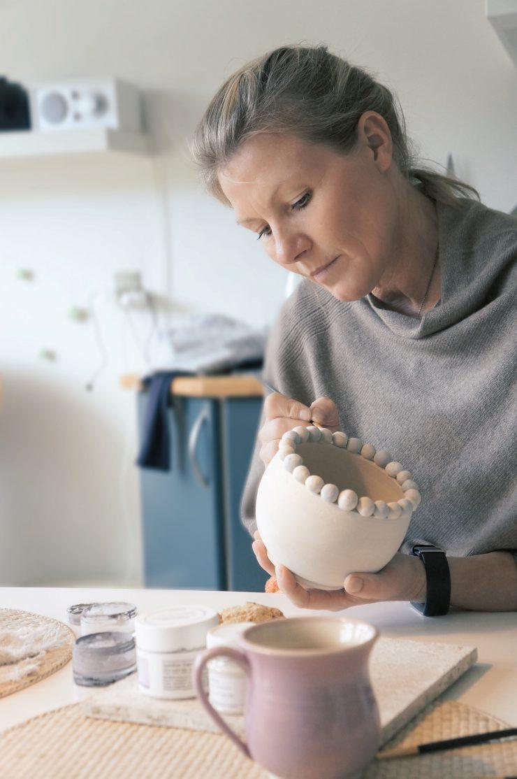 keramiknissen