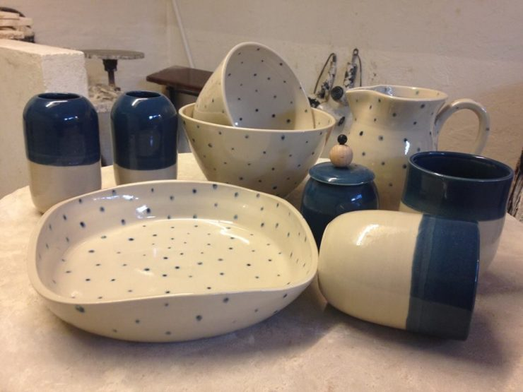 keramik fra Keramiknissen