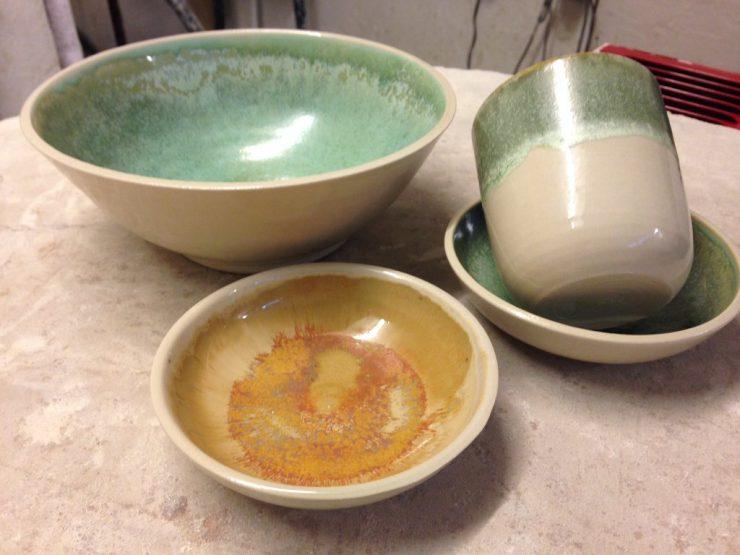 Keramik tapasskåle