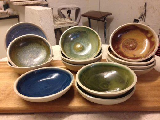 keramik tapas skåle