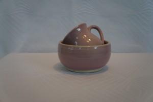 Keramik Børnesæt pink pige